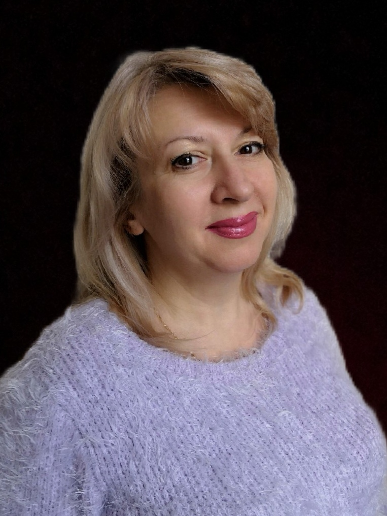 Оксана Лаврова-Галицына