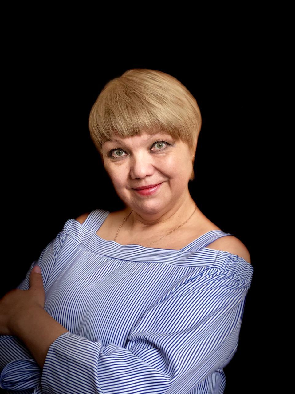 Лариса Полосина