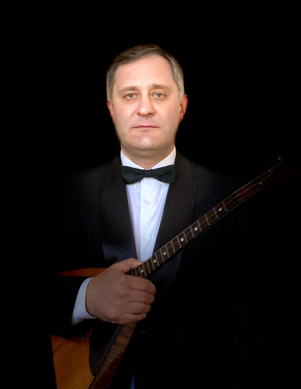 Павел Ромадин